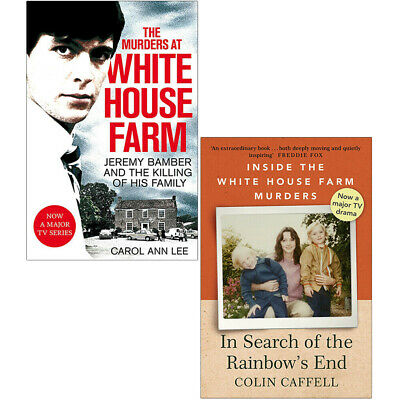 Murders at White House Farm,In Search of the Rainbows End 2 Books Collection Set