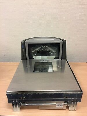 PSC Datalogic Magellan 8400 Table Scanner - NO SCALE -