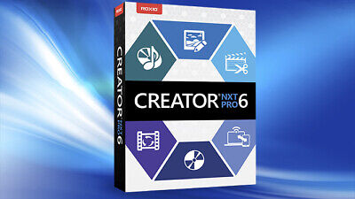 Roxio Creator NXT Pro 6 Full Version Windows Lifetime Licence Key Fast Delivry