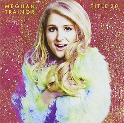 Meghan Trainor - Title (Special) (Ed) (Import) New Cd