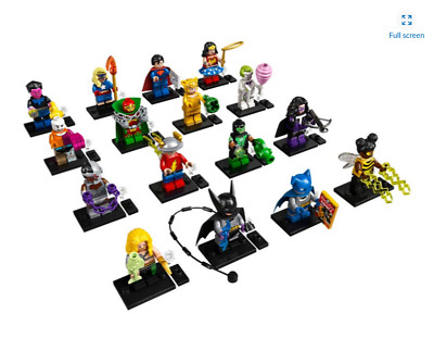 Lego 71026 DC Superheroes Collectible Minifigures You Pick New Not Assembled