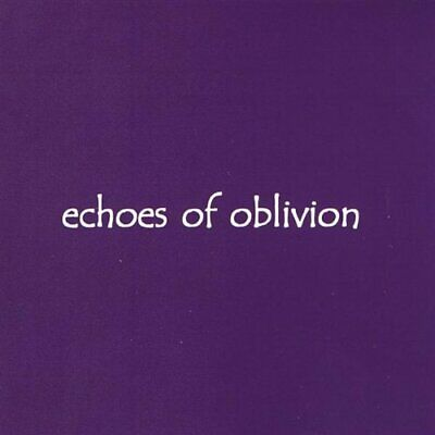 Mark Miller - Echoes Of Oblivion New Cd