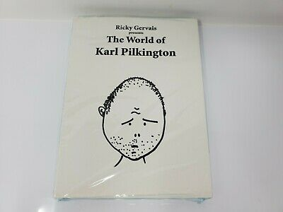 Ricky Gervais Presents the World of Karl Pilkington by Pilkington, Karl