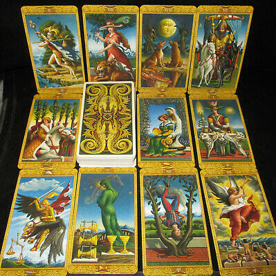 Sealed & Brand New! Mystical Tarot Card Deck Oracle