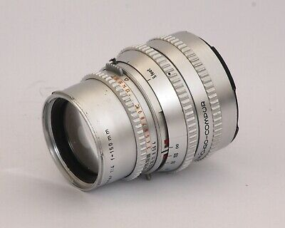 Hasselblad Carl Zeiss Sonnar 150mm f4.5 SyncroCompur Lens SERVICED TESTED