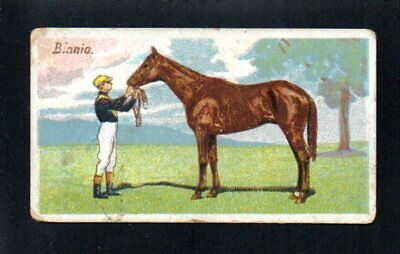 Bennia 1906 Wills 'S Havelock Cigarettes Tobacco Horses Of Today #  Good