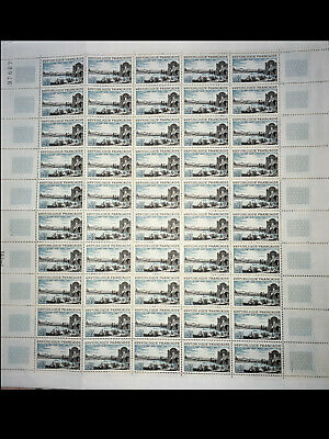 Timbres/stamp France Feuille complète Sheet du N° 1481 x 50 Neuf ** Luxe MNH