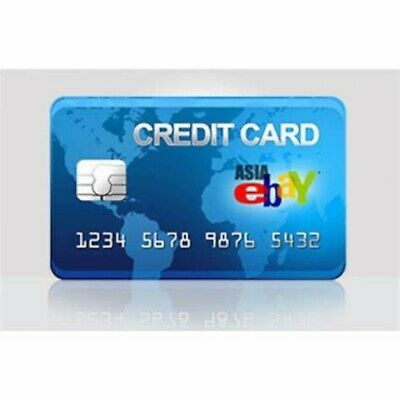 VCC - For eBay Seller Verification! | Virtual Credit Card | Speed Shipping!