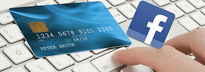 VCC - For Facebook Verification | Virtual Creditcard | Speed Shipping | 5€ Bal.