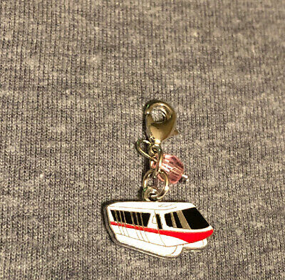Disney Parks Charmed In The Park Monorail Charm