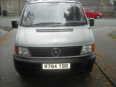 1997.mercedes-benz-vito classic 7 seats dualiner bus.mot till march 2021 bargain