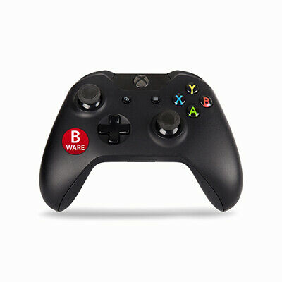 Originale Xbox uno Wireless Controller/Gamepad in Nero (B-Ware) #21B