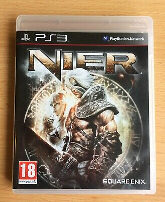 NieR - Sony Playstation 3 (PAL french) Complete good condition