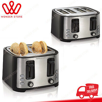 Curve Collection 4 Slice Toaster