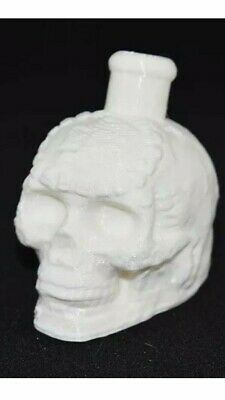 Aztec Mayan Death Whistle White 3D Printed VERY LOUD Best Print Quality Creality