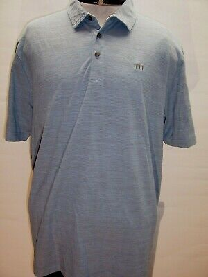 TRAVIS MATHEW Mens XL X-Large Polo shirt Combine ship Discount