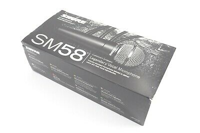 Shure SM58S Dynamic Cable Professional Microphone