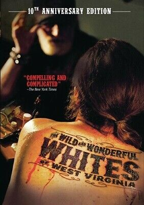 THE WILD AND WONDERFUL WHITES OF WEST VIRGINIA Sealed New DVD