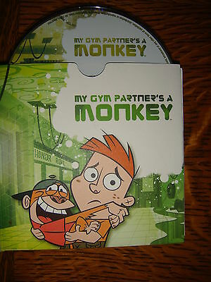 MY GYM PARTNERS A MONKEY Comic # 46 Camp Lazlo SOLD OUT
