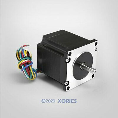 ENGMATE Nema 23 Stepper Motor 125Oz-In 4-Phase 2A for CNC Mill Router Cutter