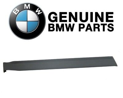 For BMW E36 3-Series Front Driver Left Door Moulding Genuine 51131977273