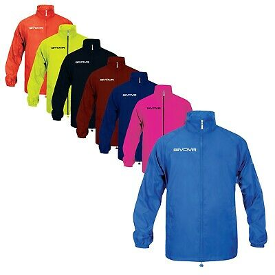 GIUBBOTTO Antipioggia/antivento Rain GIVOVA RJ001 Jacket Basic Offerta!