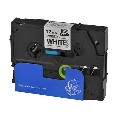 TZe231 Label Tape Cartridge Compatible with Brother P-Touch Cassette HS1161