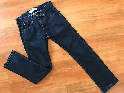 Boys Blue LEVI'S 511 SLIM FIT JEANS (age11-12) *GREAT COND*