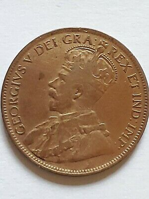 1918 One Cent CANADA