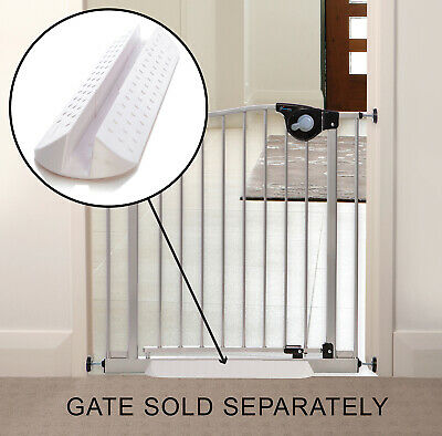 Dreambaby No-Trip Safety Gate Ramp Child Gate Safety Secures