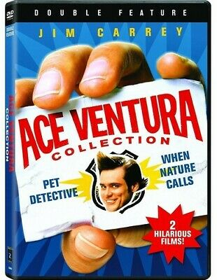 Ace Ventura Collection [New DVD] Ac-3/Dolby Digital, Dubbed, Subtitled, Widesc