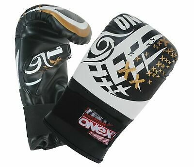 Adult Boxing Gloves Punching Mitts MMA Muay Thai Training Gym Punch bag Gloves