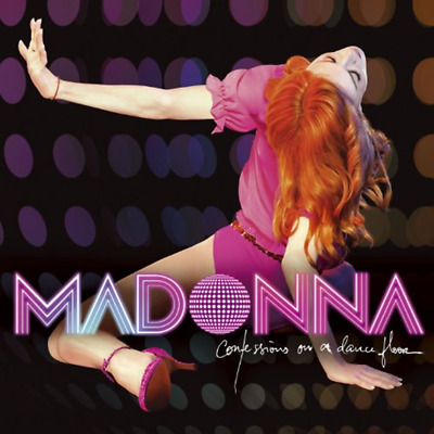 Madonna - Confessions on a Dance Floor (CD) (2005)