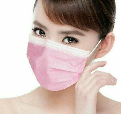 10pcs Medical Surgical 3Ply Face Mask Anticoronavirus Hygienic Mouth Safe Mask