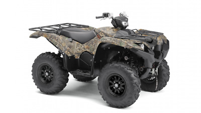 Quad Yamaha Grizzly 700 EPS Alu 2020
