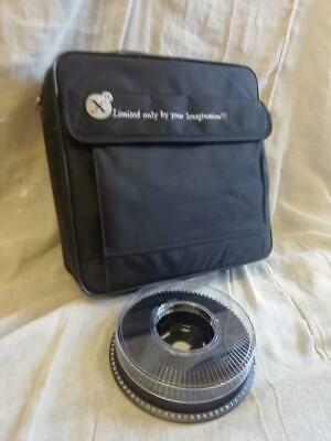 Good  Carrying Case For Kodak Carousel Projector With Spare Carousel