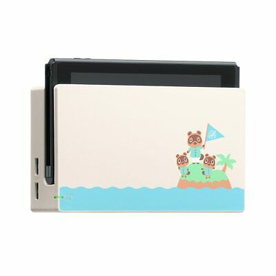 Nintendo Switch DOCK Animal Crossing New Horizon Limited Edition 2020