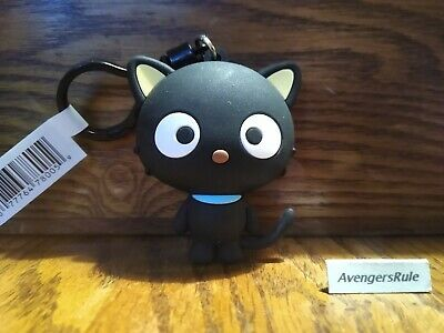 Hello Kitty and Friends Figural Bag Clip Series Chococat