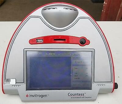 Invitrogen Countess Cat 10227 Cell Counter Perfect Watch Video Free Ship