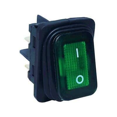 Waterproof Wash Cycle Start Switch 240V Part For Dihr Kromo Metos Dishwasher