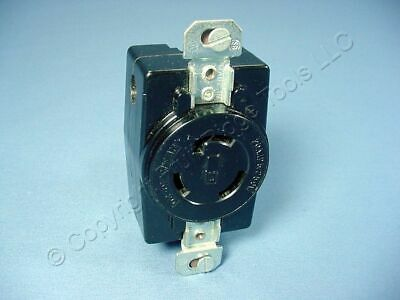 Hubbell Bryant Twist Turn Locking Receptacle Outlet L10-20R 20A 125/250V 71020FR