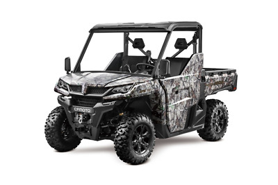 UFORCE Side By Side Utility Quad CF Moto 1000 EFI 4X4