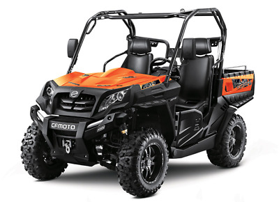 UFORCE Side By Side Utility Quad CF Moto 800 EFI 4X4 EPS