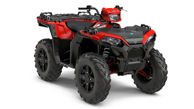 Quad Polaris Scrambler XP 1000