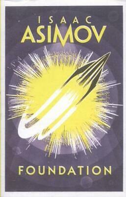 Foundation by Isaac Asimov (author)