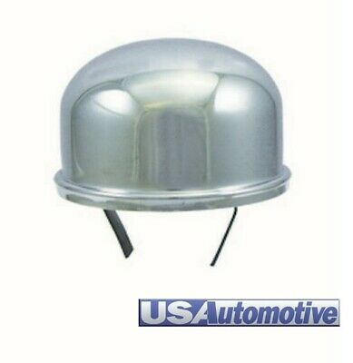 SPECIALTY PRODUCTS COMPANY - Push In Oil Filler Tube Cap Chrome