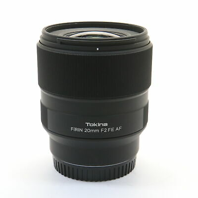 Tokina FiRIN 20mm F/2 FE AF (for SONY E/full frame) -Near Mint- #251
