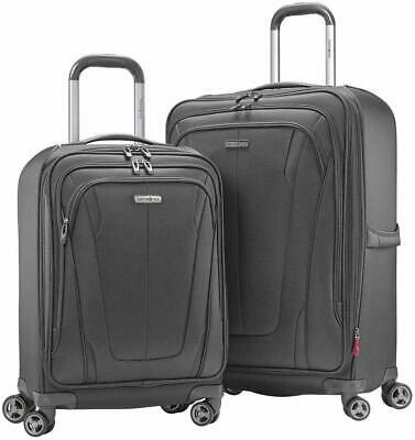 Samsonite Gt Dual 2-Piece Softside Luggage Set.