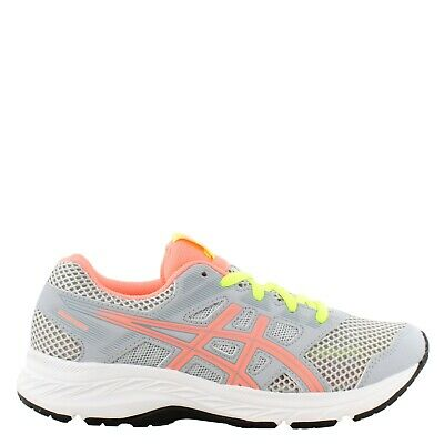 Girl' Asics Gel Contend 5 Gs Sneaker Big Kid Clothing, Shoes & Jewelry Shoes SZ