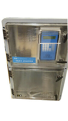 Hach Series 5000 Silica Analyzer w/ Large Lot Spare Parts